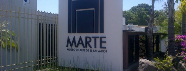 Museo de Arte de El Salvador - MARTE is one of Orte, die Carl gefallen.