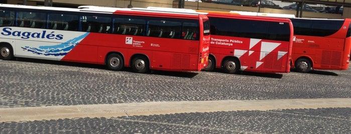 Estación de Autobuses Barcelona Nord is one of Went before.
