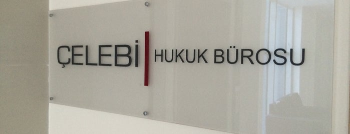 Çelebi Hukuk Bürosu is one of Yurt.