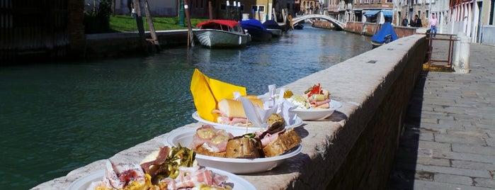 Osteria Al Squero is one of Venezia.