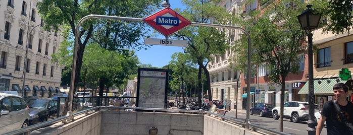 Metro Ibiza is one of Transporte.