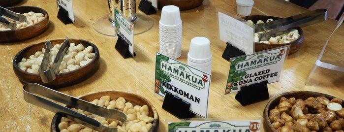 Hamakua Macadamia Nut Company is one of HAWAII.