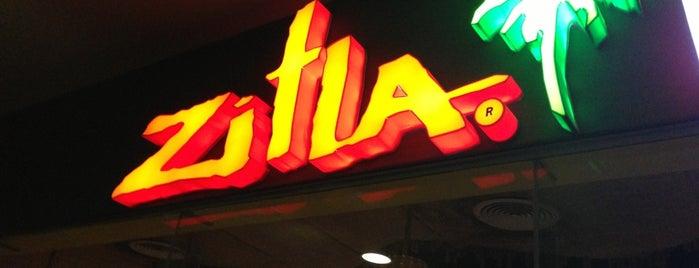 Zitla & Zicatela is one of Gaby : понравившиеся места.