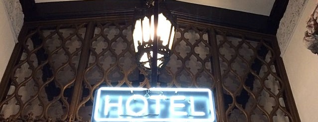 Ace Hotel Downtown Los Angeles is one of LA   Next.