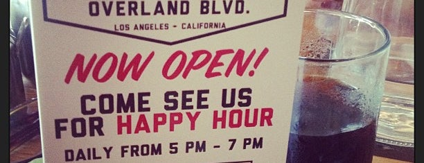 The Doughroom is one of Happy Hour LA.