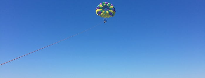 Just Chute Me Parasail is one of Posti che sono piaciuti a Alexander.