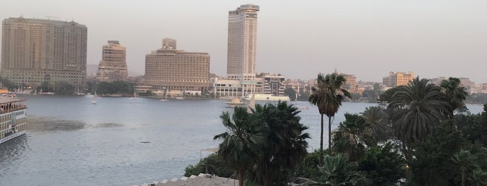 Rawi Restaurant & Bar is one of EGYPT.