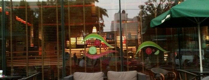 Starbucks is one of Orte, die Hectorín R. gefallen.