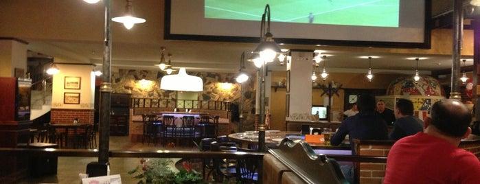Gallo Pub is one of Localuri în Chișinău.