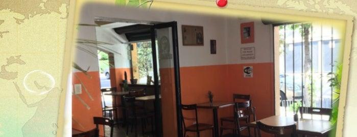 Cafe Frida is one of สถานที่ที่ Rebeca ถูกใจ.