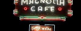 Magnolia Cafe South is one of Austin.