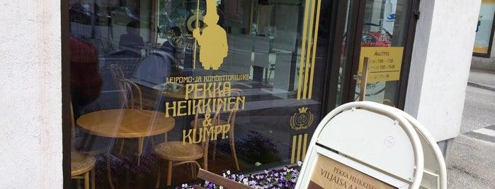 Pekka Heikkinen & Kumpp is one of Gespeicherte Orte von Salla.