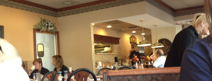 The Breakfast Club is one of Cinci Work Food.