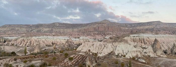 Güllüdere Panorama is one of Cappadocia.