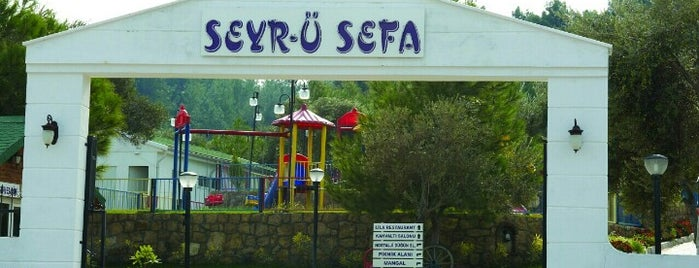 Seyr-ü Sefa is one of Lieux sauvegardés par Zuhal.