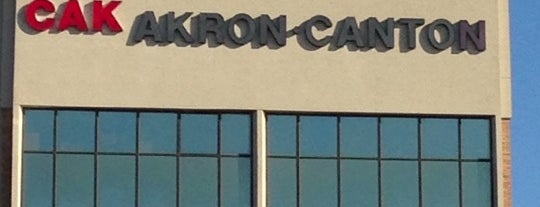 Akron-Canton Airport (CAK) is one of Airports~Part 2....