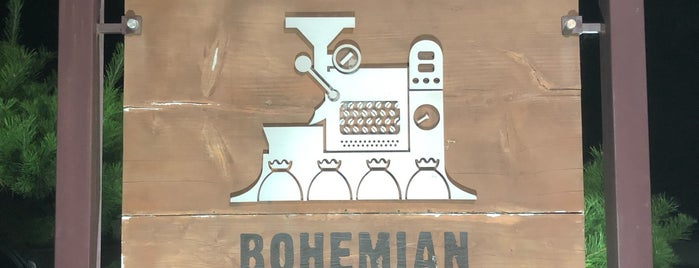 BOHEMIAN ROASTERS is one of Coffee Excellence.