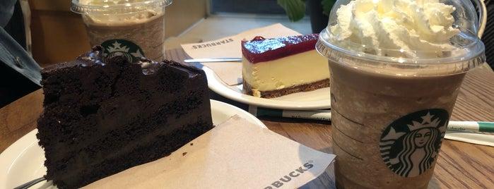Starbucks is one of Dina4Franken.