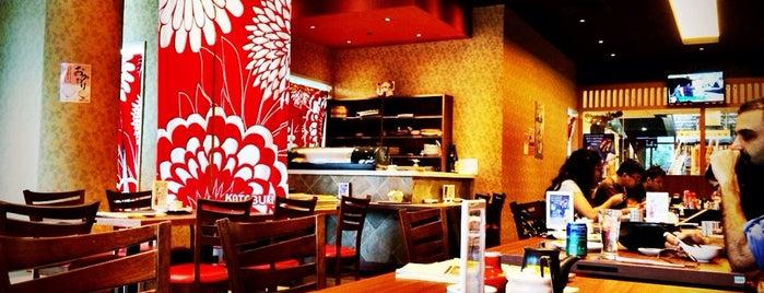 Kotobuki Japanese Restaurant is one of Yury'un Beğendiği Mekanlar.