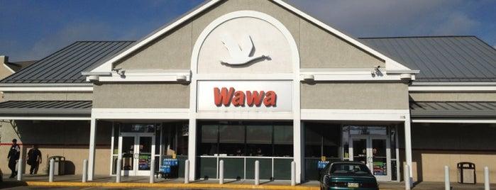 Wawa is one of Samantha : понравившиеся места.