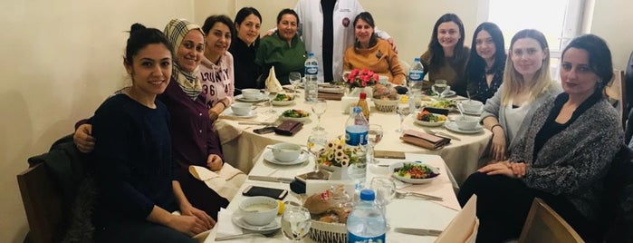 İ.Ü.CTF Apex Restorant is one of Begum Akin.