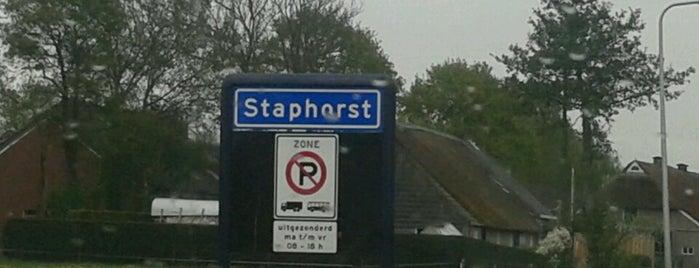 Staphorst is one of Locais curtidos por Eline.