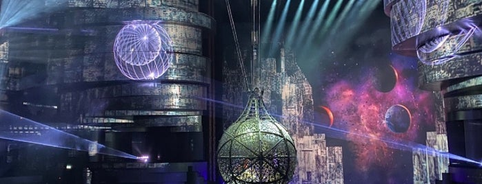 La Perle By Dragone is one of Dubai.