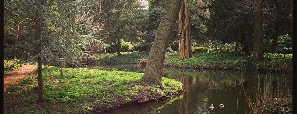 Park Schoonoord is one of The Nederlands.