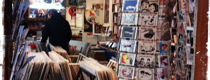 Filmbookshop is one of Amsterdam.