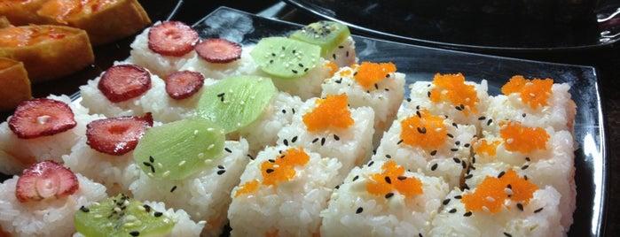 Wok Ninja is one of Restaurantes.