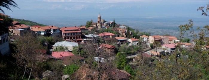 Signagi is one of Georgia.