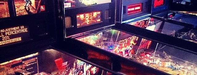 Pizza Depot is one of Pinball Destinations.