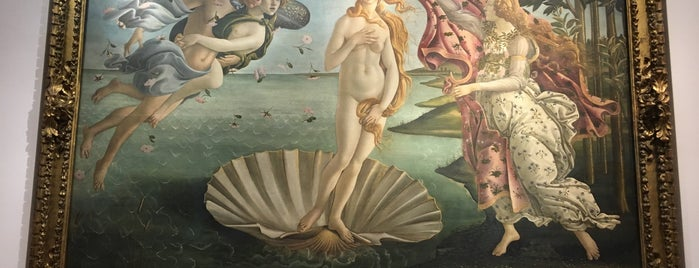 Birth of Venus - Botticelli is one of Trips / Tuscany and Lake Garda.