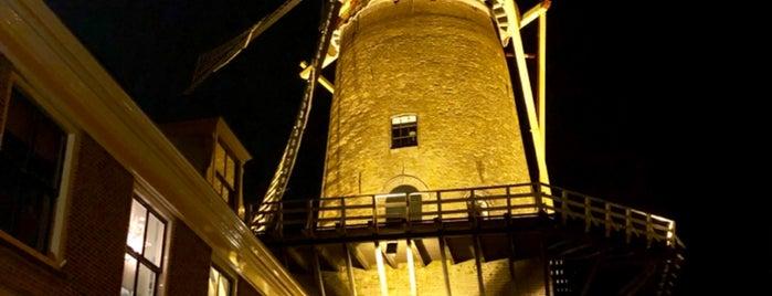 Molen Rijn en Lek is one of Museumkaart: Noord Holland.