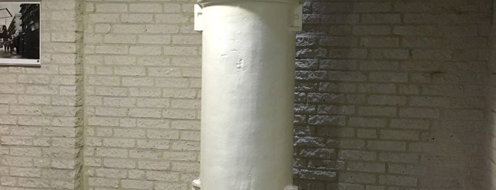 Pakhuis Maandag is one of Monuments ❌❌❌.