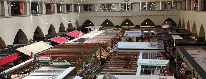 Markthalle is one of 4sq365de (1/2).