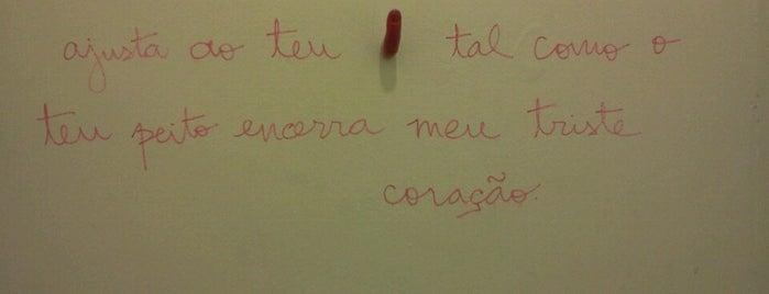 Teatro do Núcleo Experimental is one of Lugares para conhecer! (:.