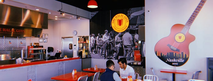 The Halal Guys is one of Nashville To-Dos.