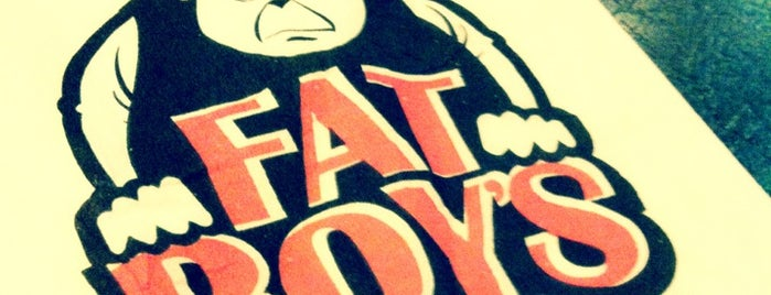 Fat Boy's The Burger Bar is one of Food at Thomson.