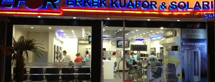 Efor Kuaför is one of Posti che sono piaciuti a Murat.