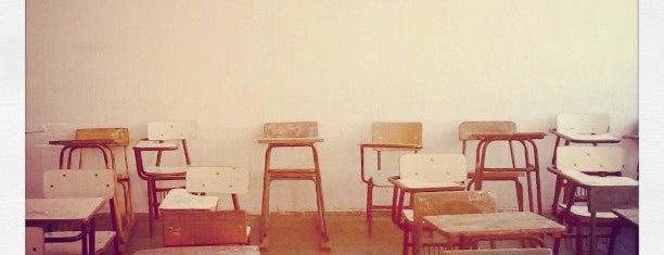 Liceo damaso is one of Valentina'nın Beğendiği Mekanlar.