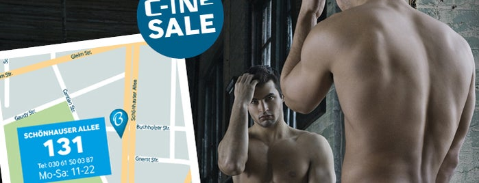 Brunos Men's Underwear Outlet is one of Berlin.