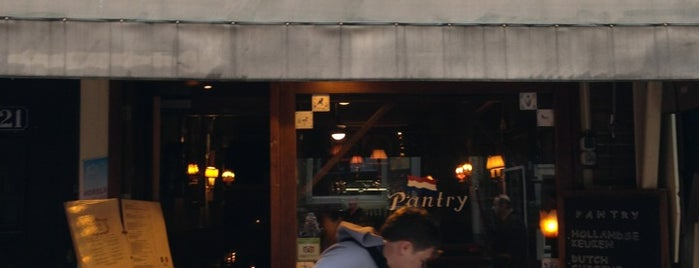 The Pantry is one of Amsterdam, NL Spots.