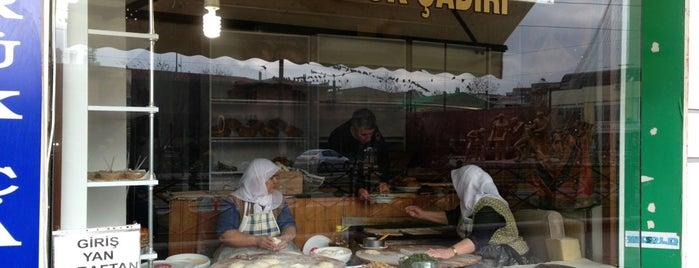 Yörük Çadırı is one of Eskişehir - Yeme İçme Eğlence.