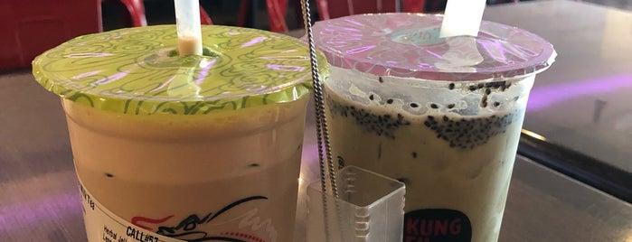 Kung Fu Tea is one of Lugares favoritos de Debbie.