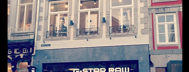 G-Star RAW Store is one of Shakira 님이 좋아한 장소.