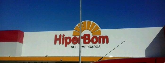 HiperBom Supermercados is one of Lieux qui ont plu à Israel.