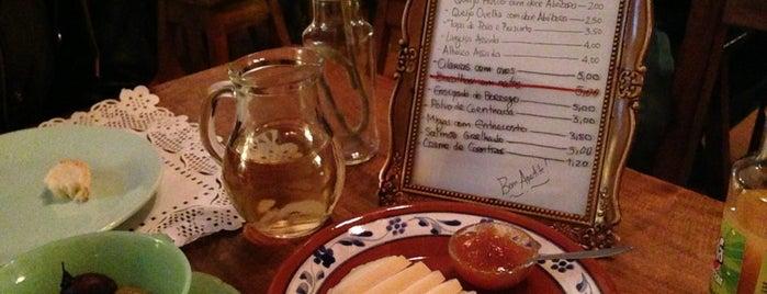 Taberna do Arrufa is one of Locais curtidos por Tim.
