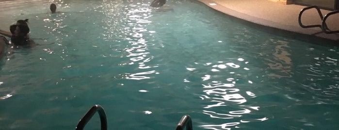 Indian Head Resort Pool is one of Orte, die Heidi gefallen.