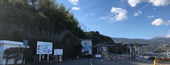 早川料金所 is one of Orte, die とり gefallen.